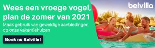 Belvilla - Zomer 2021